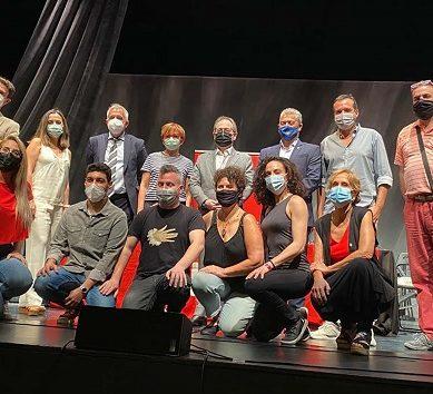 El Aula de Teatro UAL lleva su obra 'Saturno' hasta Madrid con RNE