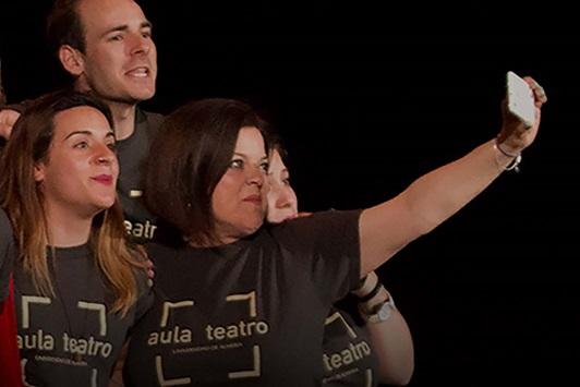 Cuatro nuevos galardones para el Aula de Teatro de la UAL