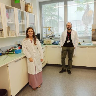 Un científico de la UMA premiado por su trabajo sobre la enfermedades raras del esqueleto