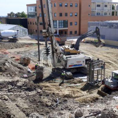 La UJA pone en marcha las obras de ejecución para dos nuevos edificios en el Campus