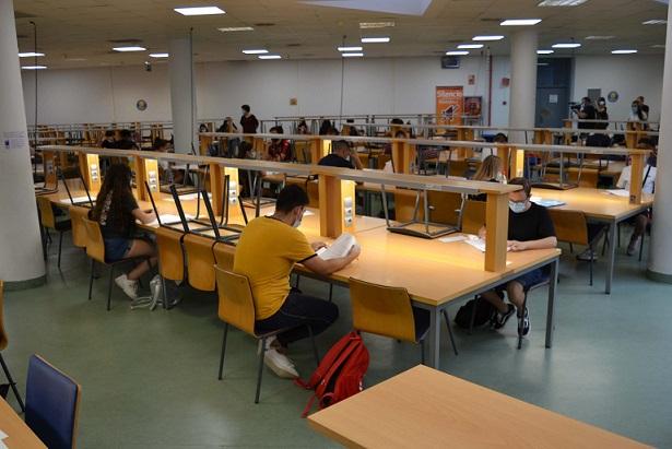 Se mantiene el Protocolo Covid para realizar la PEvAU 2021 en Almería