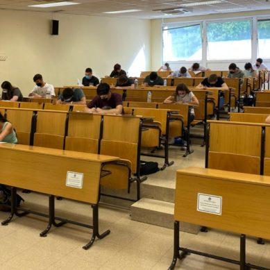Más del 95% de los estudiantes supera la Fase de Acceso a la Universidad en Jaén