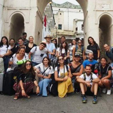 La UCA analiza el impacto de su programa de voluntariado internacional en Marruecos