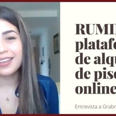 RUMIE, una plataforma creada por estudiantes para ayudarte a encontrar piso