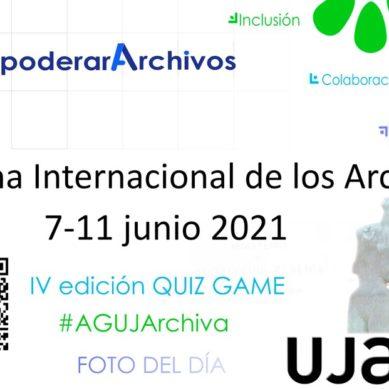 Un concurso de preguntas y una recolecta de testimonios y fotos para conocer el Archivo General de la UJA