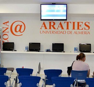 Abierto el periodo de matrícula en la Universidad de Almería