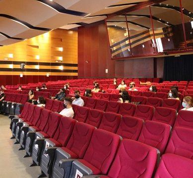 La UCO ofrece charlas informativas a sus estudiantes Erasmus salientes