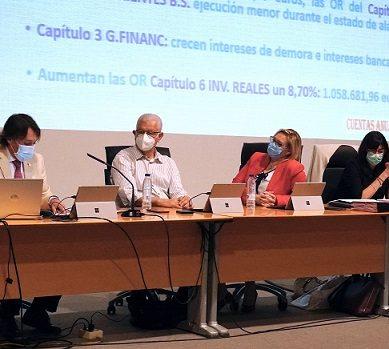 Aprobadas las cuentas anuales de 2020 de la Universidad de Huelva