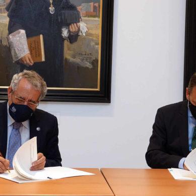 Unicaja Banco y la UMA firman un convenio de colaboración para ofrecer mejores condiciones a la comunidad universitaria