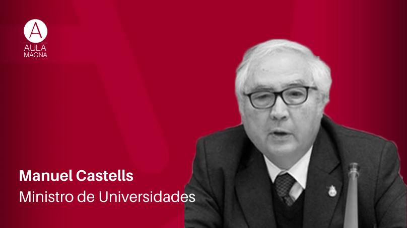 Castells defiende el papel de las universidades ante la emergencia climática