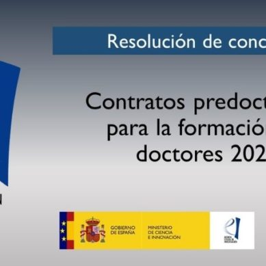 La Agencia Estatal de Investigación destina 103 millones de euros a 1.042 contratos predoctorales