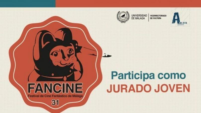 Participa en el Jurado Joven de la XXXI edición Fancine