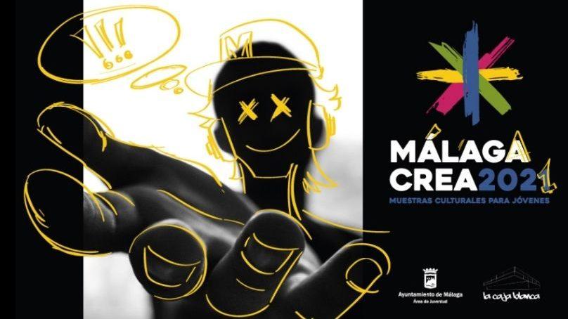 Málagacrea 2021 presenta un nuevo premio dotado con 500 euros