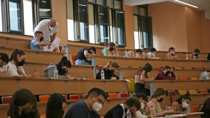 Un 96% de aprobados en las Pruebas de Acceso a la Universidad en Cádiz