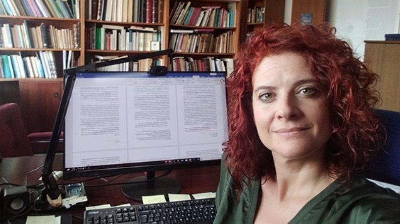 La profesora Celia García Díaz recibe el Premio Nacional a la Mejor Tesis de Historia de la Medicina