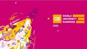 Ranking QS 2022