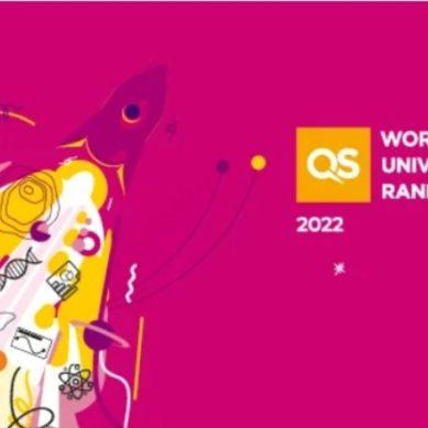 Las Universidades de Granada y Sevilla, únicas andaluzas en el Ranking QS 2022