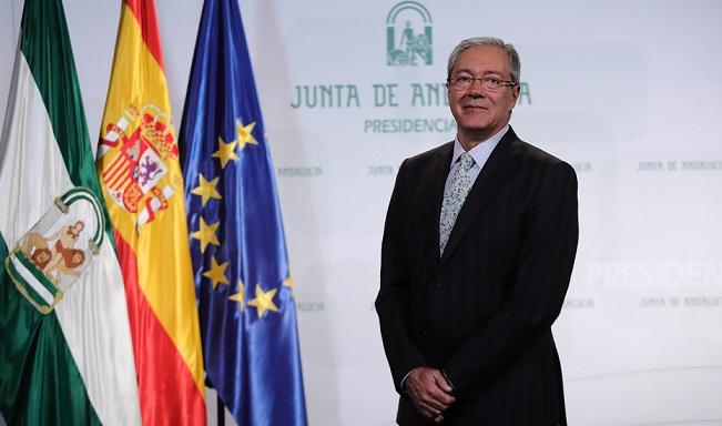 """Rogelio Velasco: """"Andalucía tiene una oportunidad muy valiosa de fomentar el emprendimiento de base tecnológica"""""""