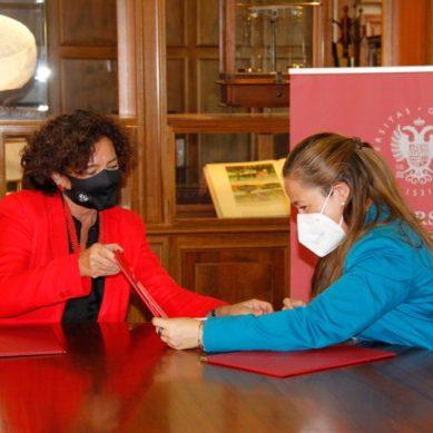UGR y Granada FC firman un convenio para la organización de actividades científicas, formativas y deportivas