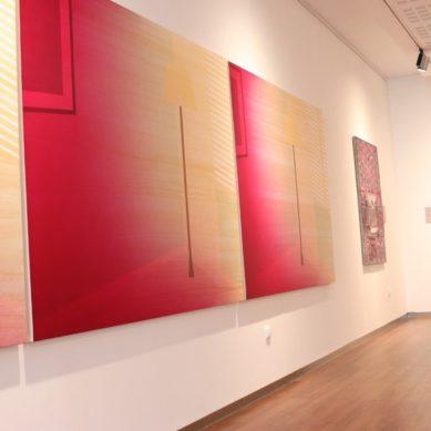 Inaugurada la exposición del XIV Certamen Fundación Unicaja de Artes Plásticas en Antequera