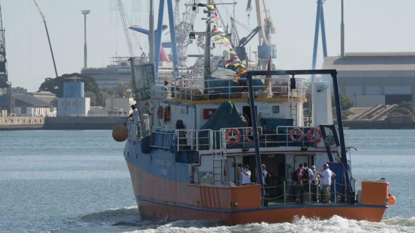 Un buque de investigación oceanográfica para explorar los Mares de Andalucía