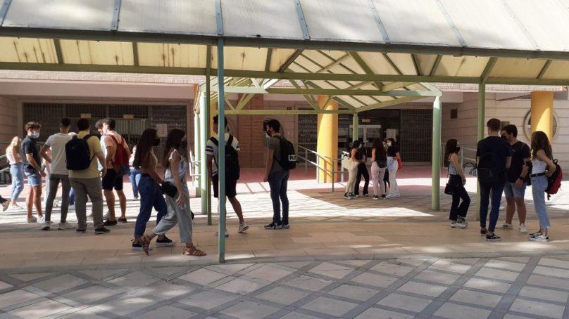 Vuelta a la presencialidad total en las universidades andaluzas
