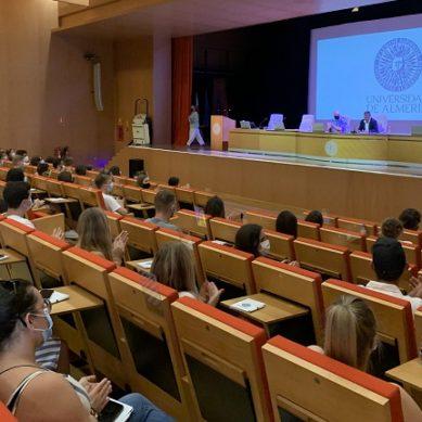La UAL da la bienvenida a los estudiantes internacionales del primer cuatrimestre