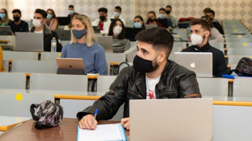 Comienzo gradual de las clases en la Universidad de Málaga