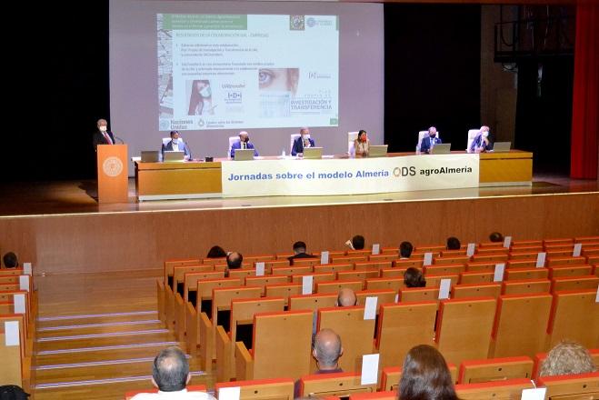 Analizan en la UAL el 'modelo Almería', ejemplo clave para luchar contra el hambre