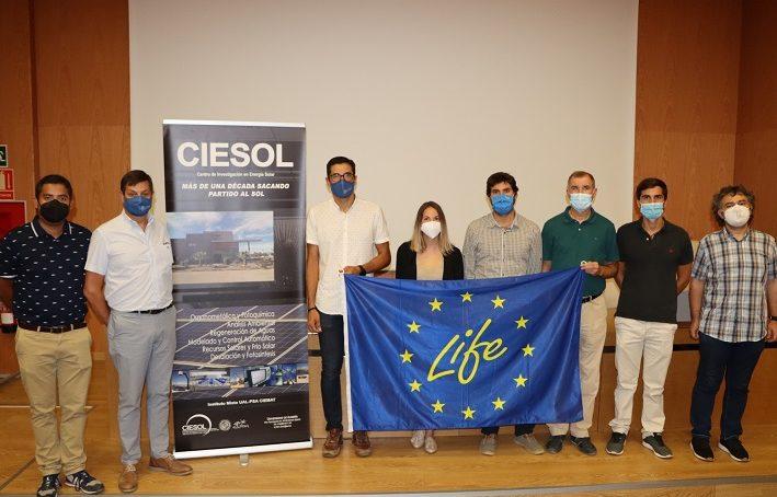 La UAL mantiene su apuesta por la reutilización de aguas en el workshop Life Ulises