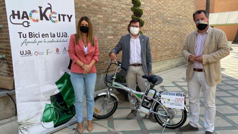 En marcha una nueva edición de 'Hack the city', dirigida a promover el uso de la bicicleta como medio de transporte