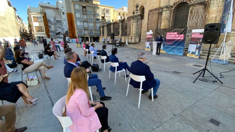 Más de 70 actividades presenciales y virtuales en la noche más científica del año en Jaén
