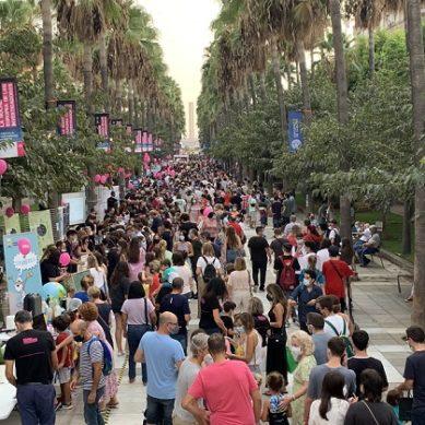 La pasión por la ciencia revive en Almería con la Noche Europea de los Investigadores 2021