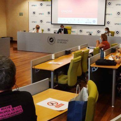 La décima edición de la Noche Europea de los Investigadores de Málaga volverá celebrarse de forma presencial