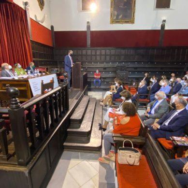 La CRUE, la UJA y la UNIA celebran un seminario sobre política y gestión universitarias en Baeza