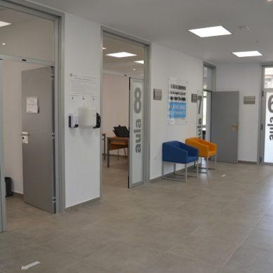 Las instalaciones del Centro de Lenguas UAL siguen creciendo y mejorando