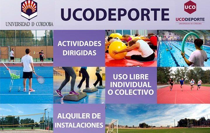 UCO Deportes lanza su nueva campaña de abono y tarjeta deportiva 2021/2022