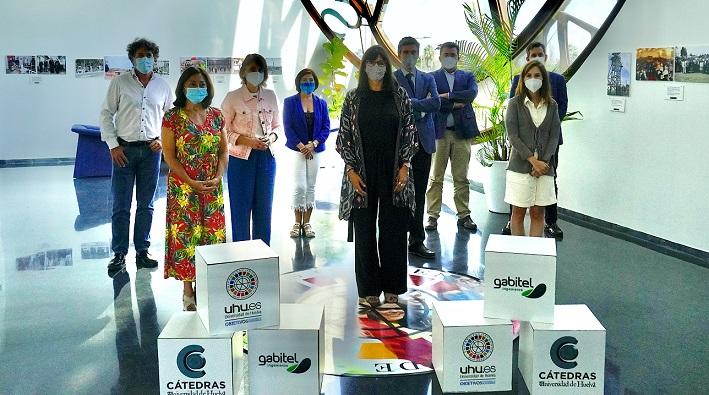 La conservación del planeta, objetivo clave de la Cátedra Gabitel de la UHU