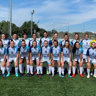 El equipo de fútbol femenino de la UMA consigue el Bronce en los CEU