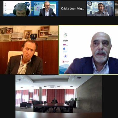 La Universidad Europea de los Mares celebra un workshop para impulsar la economía azul en Cádiz