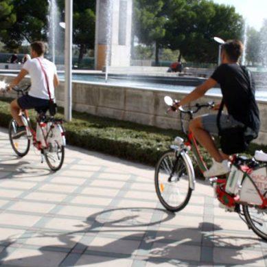 Quince días para promover el uso de medios de transporte sostenibles y la conciencia medioambiental en la UJA