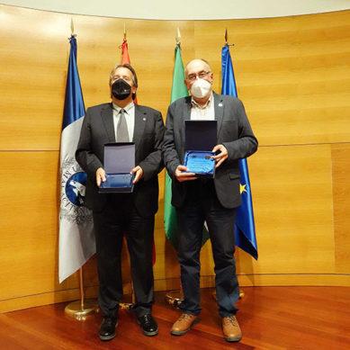 Entregados los Premios Carlomagno 'Investigador de la UMA'