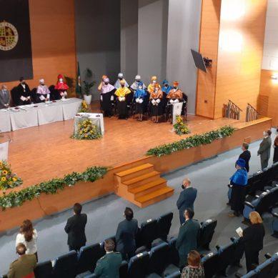El rector destaca el papel de la UJA como motor de progreso para la provincia en el acto de apertura del curso