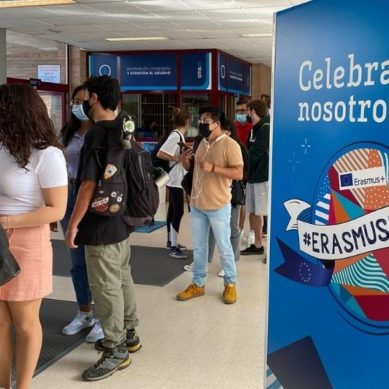 El ambiente Erasmus vuelve a la UMA