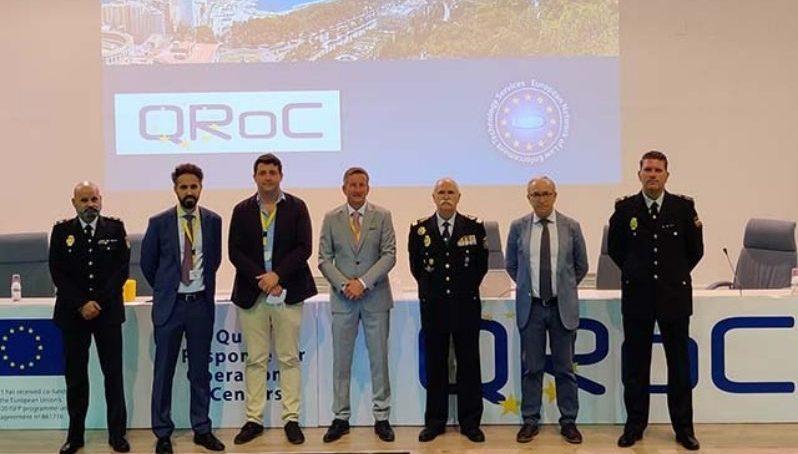 La UMA acoge la reunión del Proyecto Europeo QROC