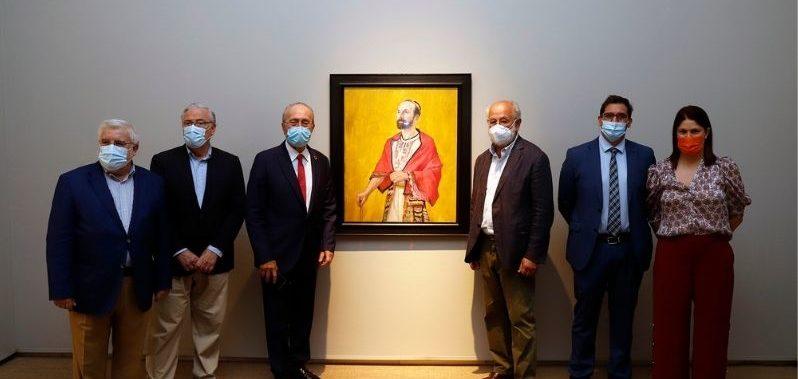 Daniel Quintero rememora en la Fundación Unicaja el milenario del nacimiento de Ibn Gabirol