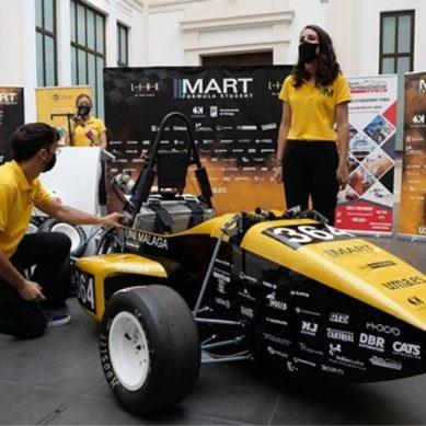 Presentado el equipo de Formula Student de la UMA