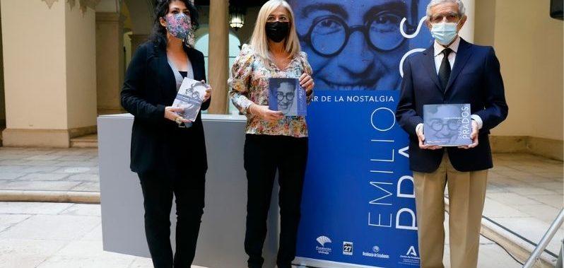 El Centro Cultural Fundación Unicaja acoge una exposición homenaje a Emilio Prados