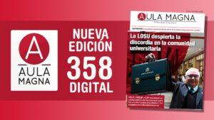 Edicion digital 358 octubre El proyecto de LOSU despierta la discordia en la comunidad universitaria