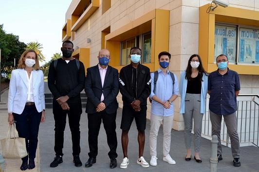 La UAL mantiene su compromiso con estudiantes refugiados y solicitantes de asilo